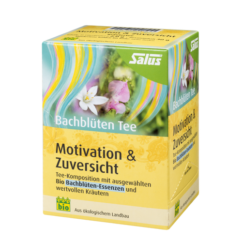 Salus® Bachblüten Tee Motivation & Zuversicht