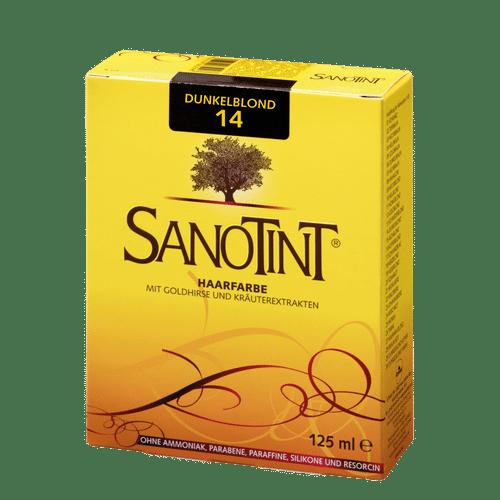 """SANOTINT® Haarfarbe Nr. 14 """"Dunkelblond"""""""