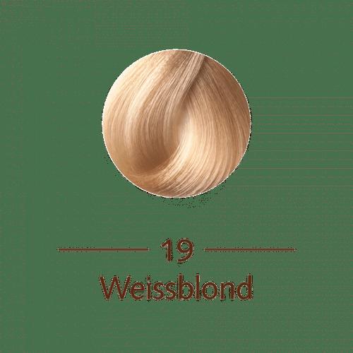 "SANOTINT® Haarfarbe Nr. 19 ""Weißblond"""