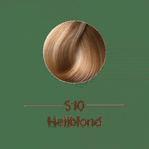 """SANOTINT® Swift Hair Mascara S10 """"Hellblond"""""""