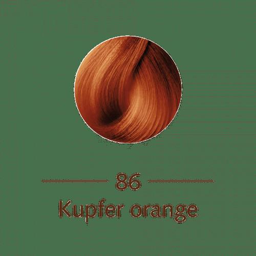 "SANOTINT® Haarfarbe sensitive ""light"" Nr. 86 ""Kupfer Orange"""