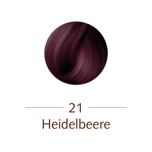 "SANOTINT® Haarfarbe Nr. 21 ""Heidelbeere"""