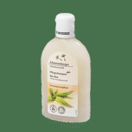 Schoenenberger® Naturkosmetik Pflegeshampoo plus Bio Aloe
