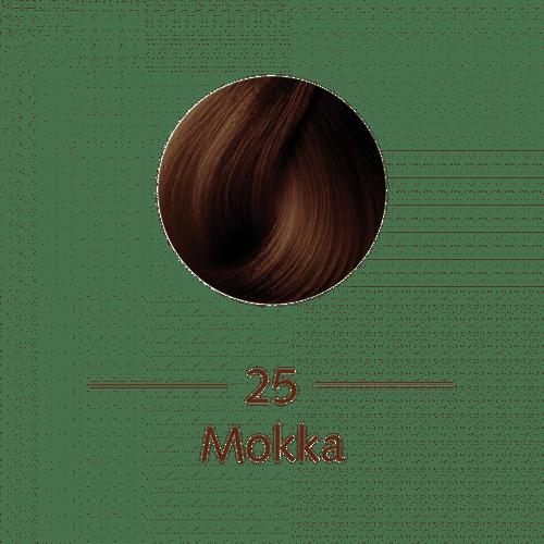 "SANOTINT® Haarfarbe Nr. 25 ""Mokka"""