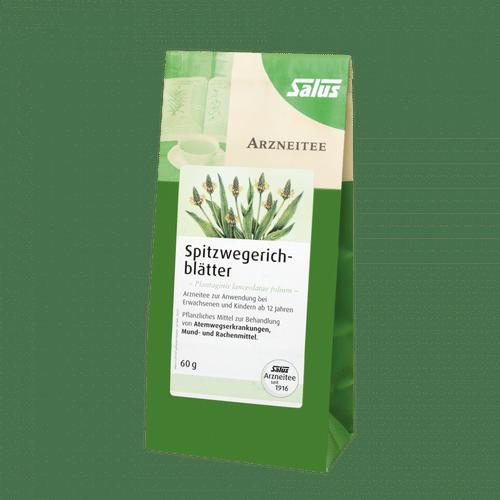 Salus® Spitzwegerichblätter