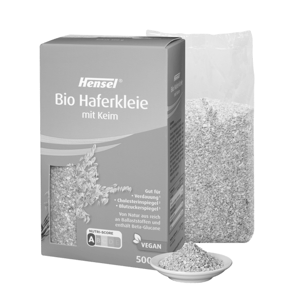 Hensel® Bio Haferkleie