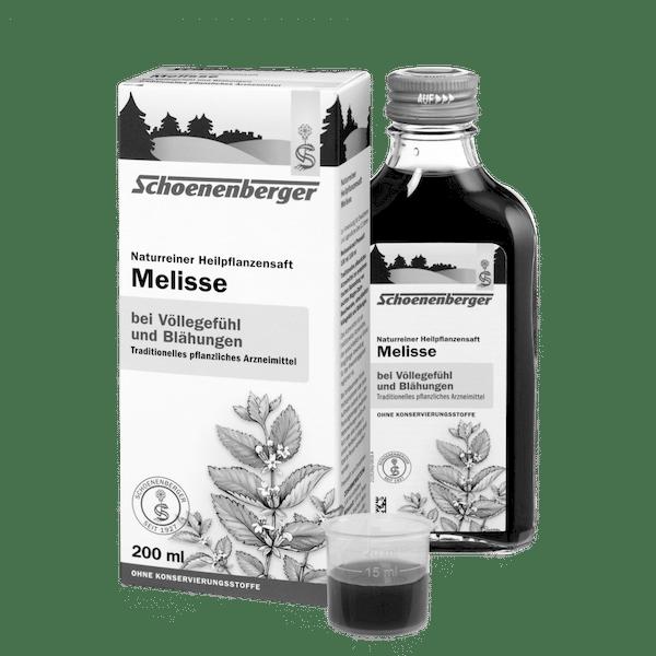 Schoenenberger® Melisse, Naturreiner Heilpflanzensaft