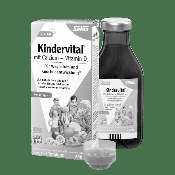 Salus® Kindervital® mit Calcium + Vitamin D3
