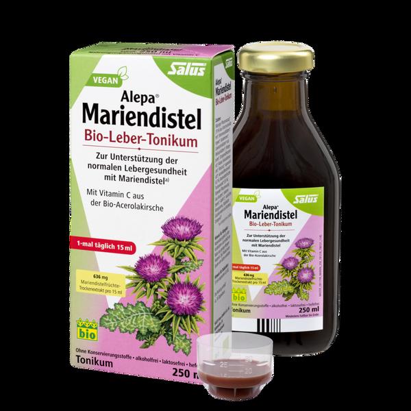 Salus® Alepa® Mariendistel Bio-Leber-Tonikum
