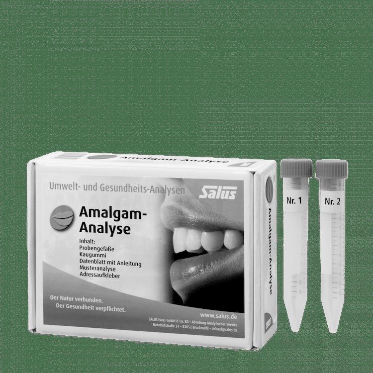 Salus® Amalgam-Analyse