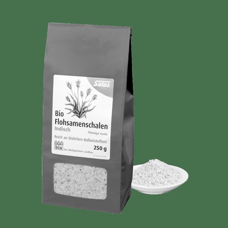 Salus® Bio Flohsamenschalen indisch