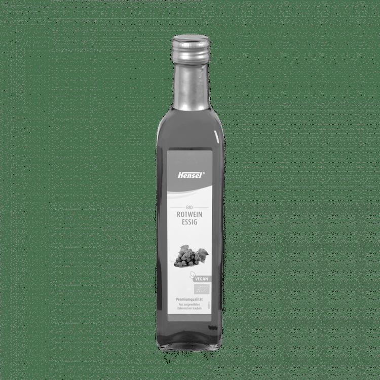 Hensel® Bio Rotwein Essig