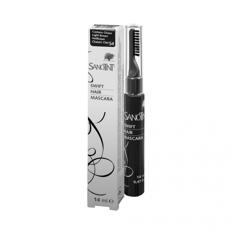 "Schoenenberger® SANOTINT® Swift Hair Mascara S4 ""Hellbraun"""