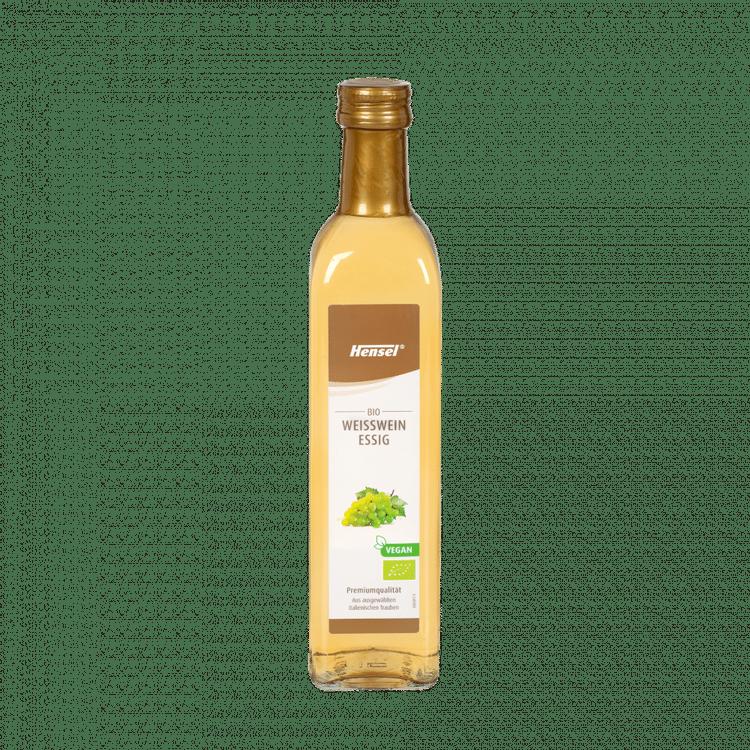 Hensel® Bio Weißwein Essig