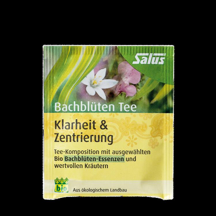 Salus® Bachblüten Tee Klarheit & Zentrierung