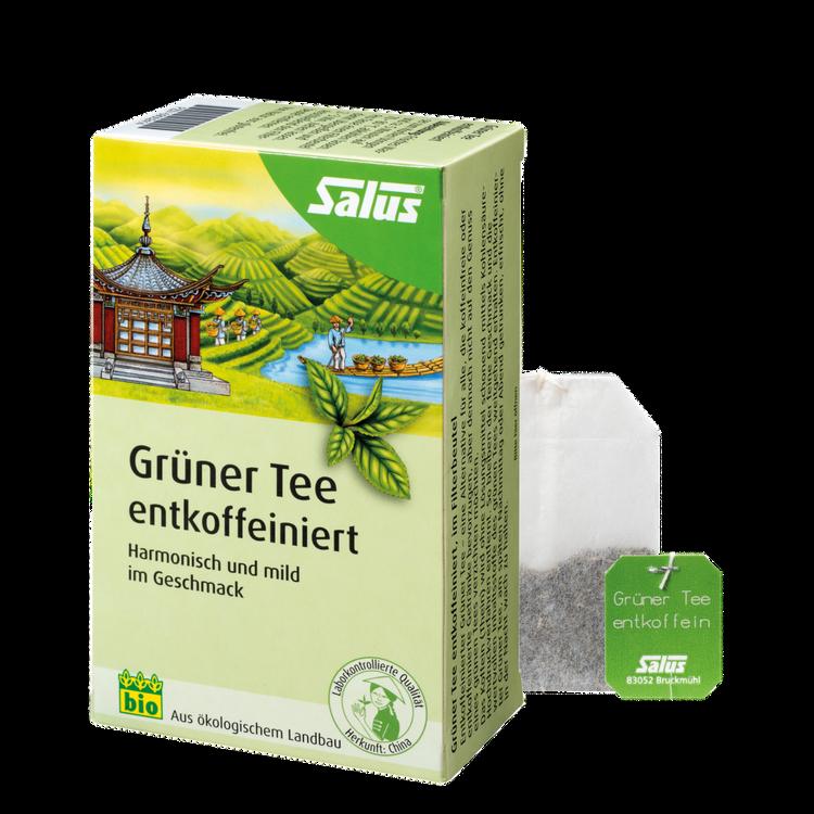 Salus® Grüner Tee entkoffeiniert