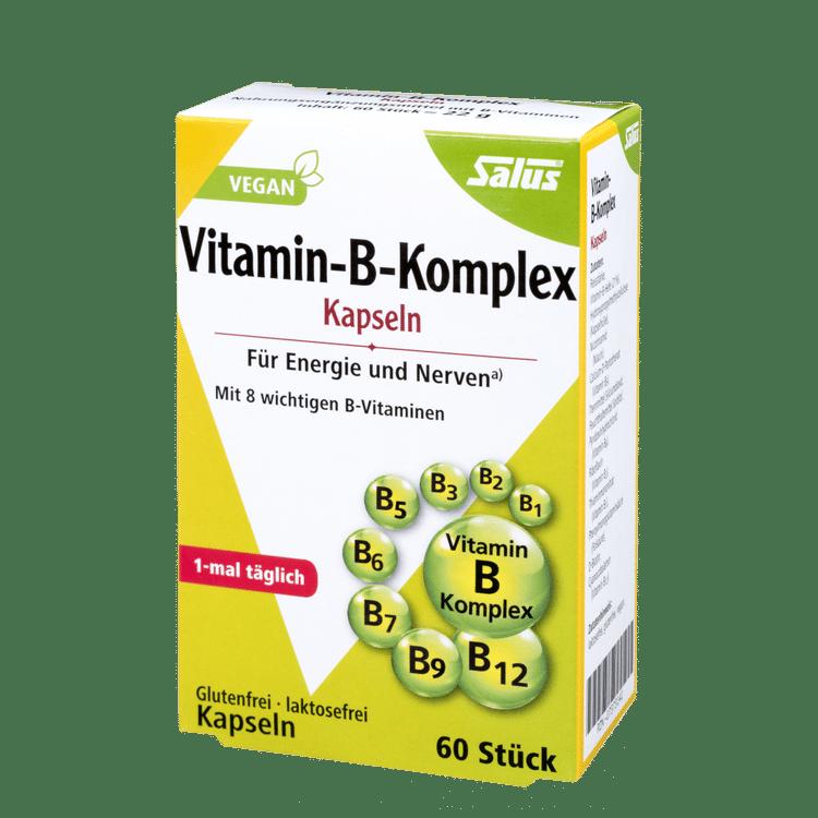 Salus® Vitamin-B-Komplex Kapseln