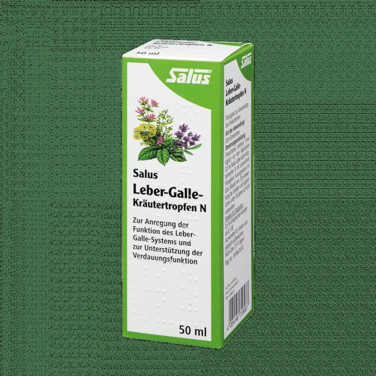 Salus® Leber-Galle-Kräutertropfen N