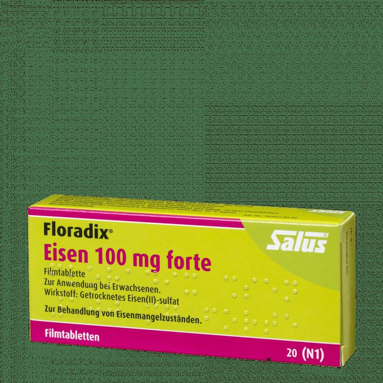 Floradix® Floradix® Eisen 100 mg forte