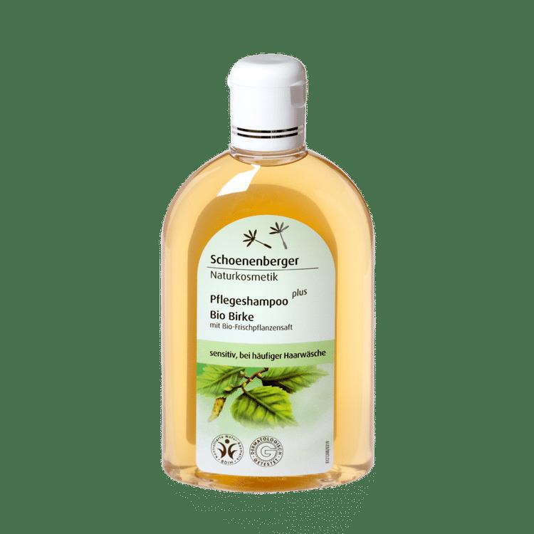 Schoenenberger® Naturkosmetik Pflegeshampoo plus Bio Birke