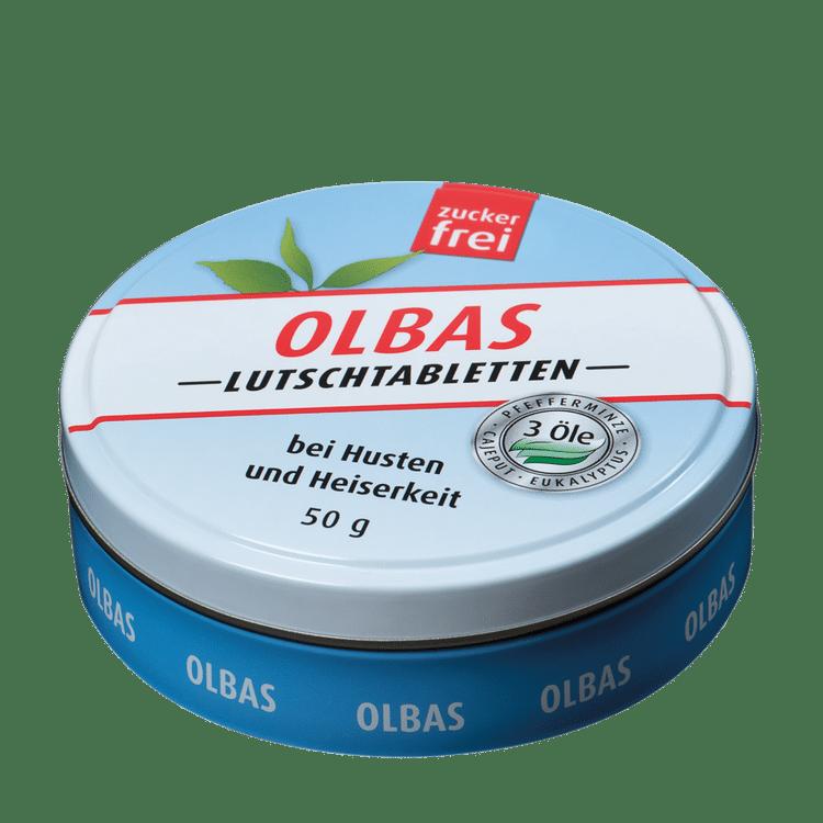 OLBAS® Olbas Lutschtabletten zuckerfrei