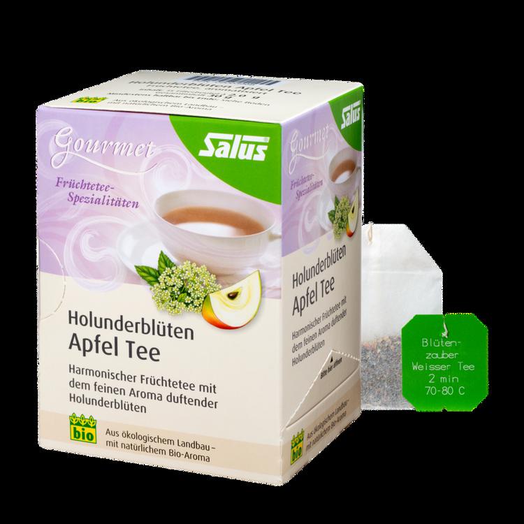 Salus® Gourmet Holunderblüten Apfel Tee