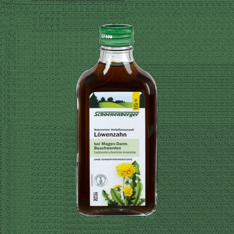 Schoenenberger® Löwenzahn, Naturreiner Heilpflanzensaft