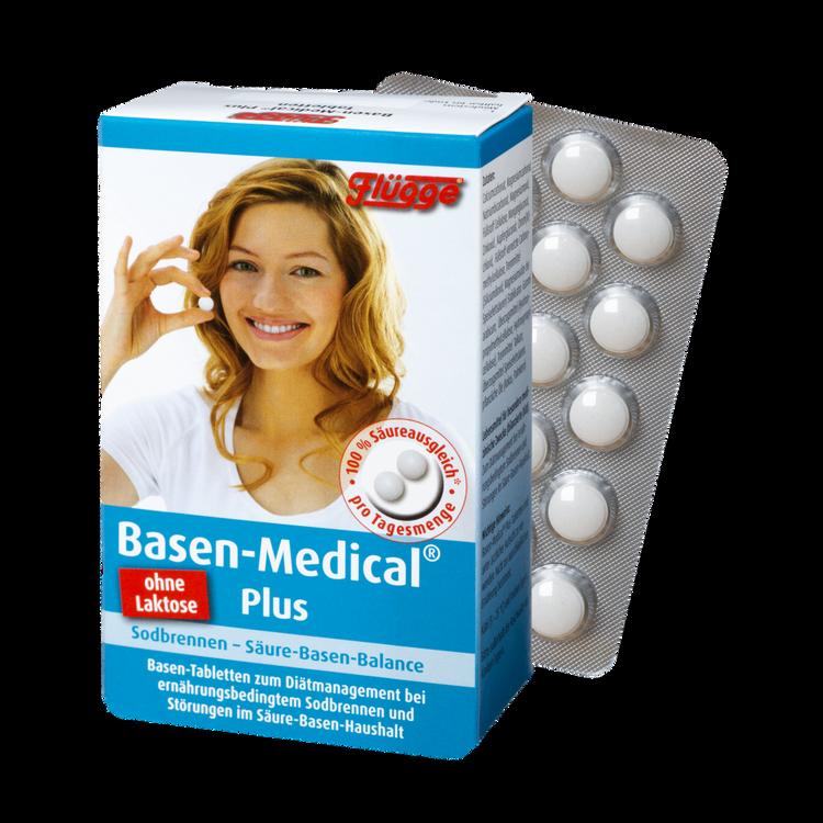Flügge® Basen-Medical® Plus