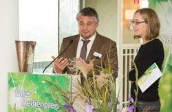 Vivien Pieper und Johannes Bünger