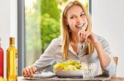 Veganer und Vegetarier